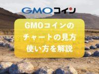 GMOコイン チャート