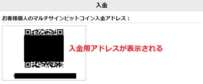 BitMex-QRコード
